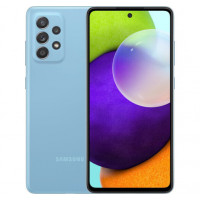 Samsung Galaxy A72 6/128Gb Awesome Blue (UA UCRF) - (SM-A725FZBDSEK)