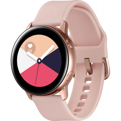 Смарт-часы Samsung Galaxy Watch Active Gold (SM-R500NZDASEK) EU