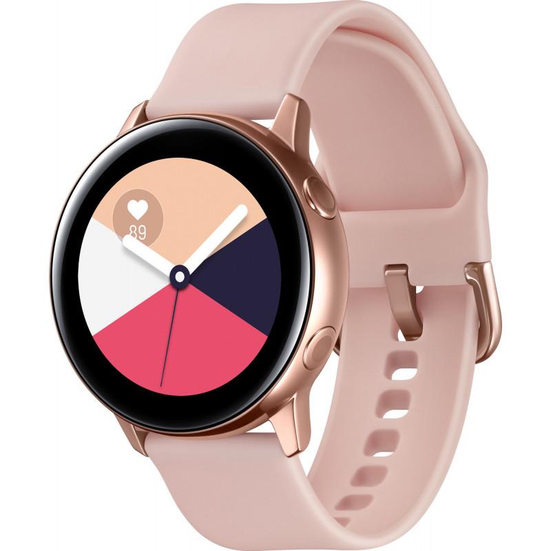 Смарт-годинник Samsung Galaxy Watch Active Gold (SM-R500NZDASEK) EU