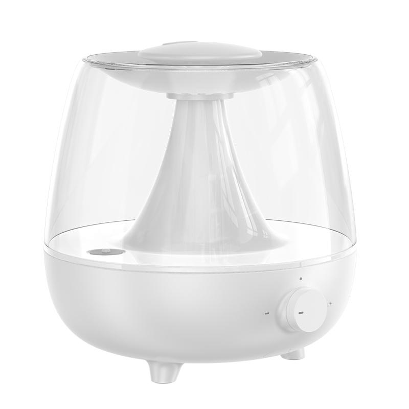 Зволожувач повітря BASEUS Surge 2.4L Desktop Humidifier White