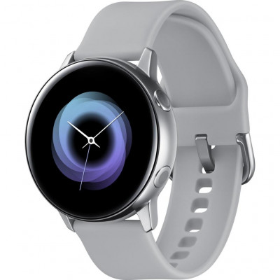 Смарт-часы Samsung Galaxy Watch Active Silver (SM-R500NZGASEK) EU
