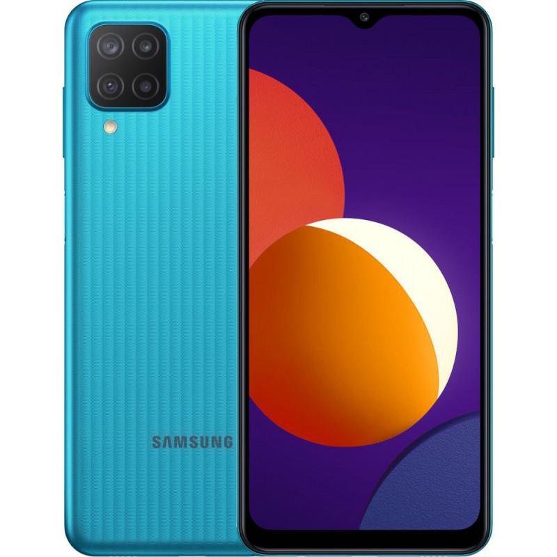 Samsung Galaxy M12 4/64Gb Green (UA-UCRF) - (SM-M127FZGVSEK)