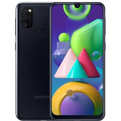 Samsung Galaxy M21 4/64Gb Black (UA-UCRF) - (SM-M215FZKU)