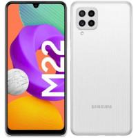 Samsung Galaxy M22 4/128Gb White (UA UCRF) - (SM-M225FZWGSEK)