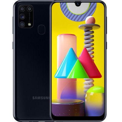Samsung Galaxy M31 6/128Gb Black (UA-UCRF) - (SM-M315FZKVSEK)