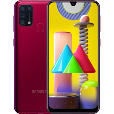 Samsung Galaxy M31 6/128Gb Red (UA-UCRF) - (SM-M315FZRVSEK)