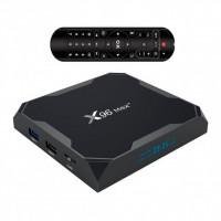 ТВ-приставка Amlogic TV BOX X96 MAX+ S905X3 4/64Gb 4k