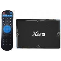 ТВ-приставка Allwinner TV BOX X96H H603 4/32Gb 4k