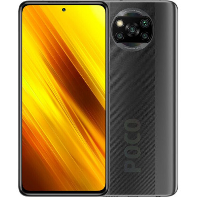 Poco X3 6/128Gb Shadow Gray EU