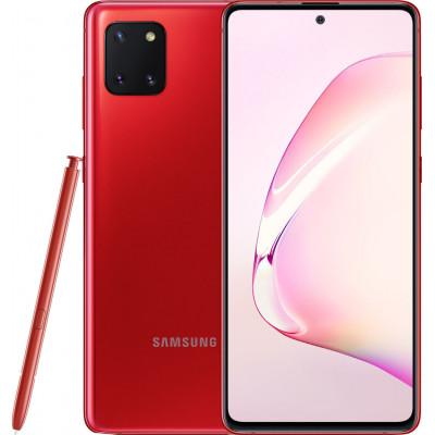 Samsung Galaxy Note 10 Lite 6/128Gb Aura Red (UA UCRF) - (SM-N770FZRDSEK)