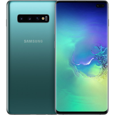 Samsung Galaxy S10 Plus 8/128Gb Green (UA UCRF) - (SM-G975FZGDSEK)