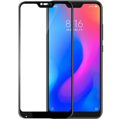 Защитное стекло Xiaomi Mi A2 Lite / 6X Pro 5D Black (полный клей)