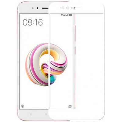 Защитное стекло Xiaomi Mi A1/5X 3D White