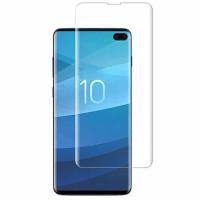 Защитное стекло Samsung S10 5D UF (Полный клей)
