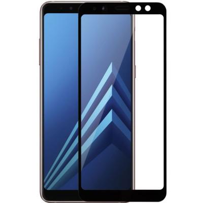 Защитное стекло Samsung A530 2018 3D Black