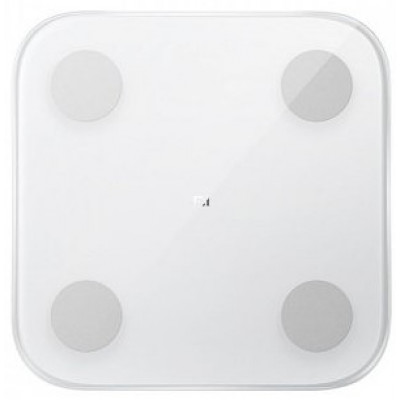 Умные весы Xiaomi Mi Body Composition Scale 2 White (NUN4048GL)