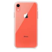 Силикон прозрачный для Apple iPhone XR