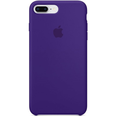 Apple Silicon Case iPhone 7 Plus / 8 Plus Ultra Violet (HC)