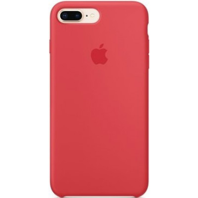 Apple Silicon Case iPhone 7 Plus / 8 Plus Red Raspberry (HC)
