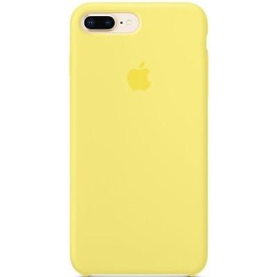 Apple Silicon Case iPhone 7 Plus / 8 Plus Lemonade (HC)