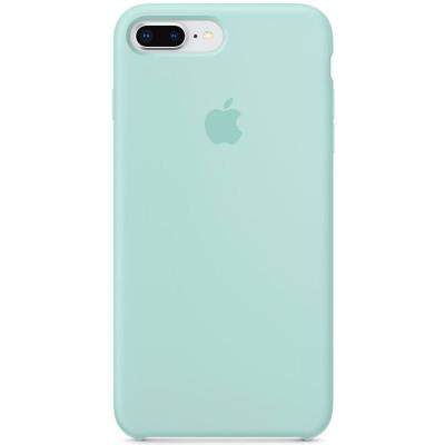 Apple Silicon Case iPhone 7 Plus / 8 Plus Sky Blue (HC)
