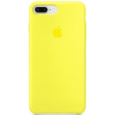 Apple Silicon Case iPhone 7 Plus / 8 Plus Flash (HC)