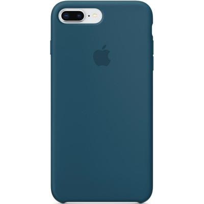 Apple Silicon Case iPhone 7 Plus / 8 Plus Cosmos Blue (HC)