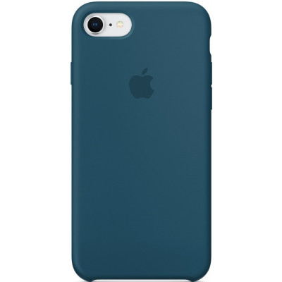 Apple Silicon Case iPhone 7/8 Cosmos Blue (HC)