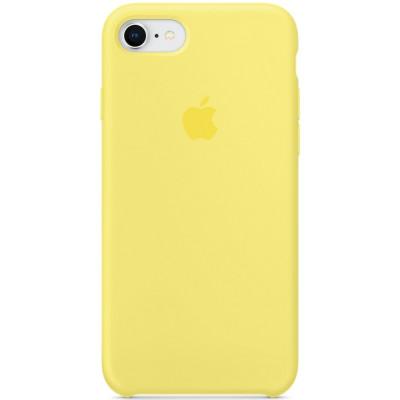 Apple Silicon Case iPhone 7/8 Lemonade (HC)