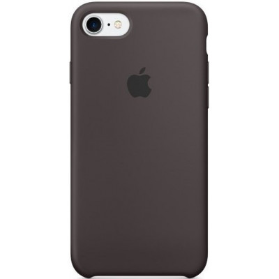Apple Silicon Case iPhone 7/8 Cacao (HC)