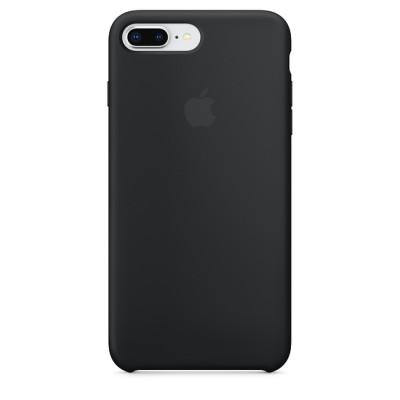 Apple Silicon Case iPhone 7 Plus / 8 Plus Black (HC)