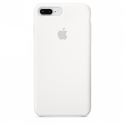 Apple Silicon Case iPhone 7 Plus / 8 Plus White (HC)