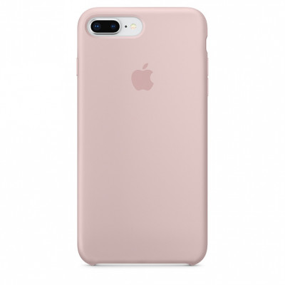 Apple Silicon Case iPhone 7 Plus / 8 Plus Pink Sand (HC)