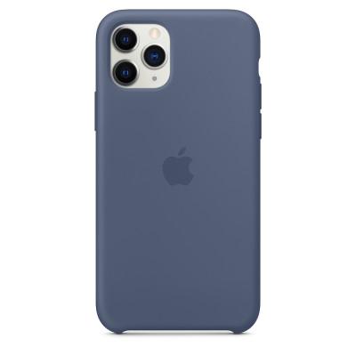 Apple Silicon Case iPhone 11 Pro Alaskan Blue (HC)