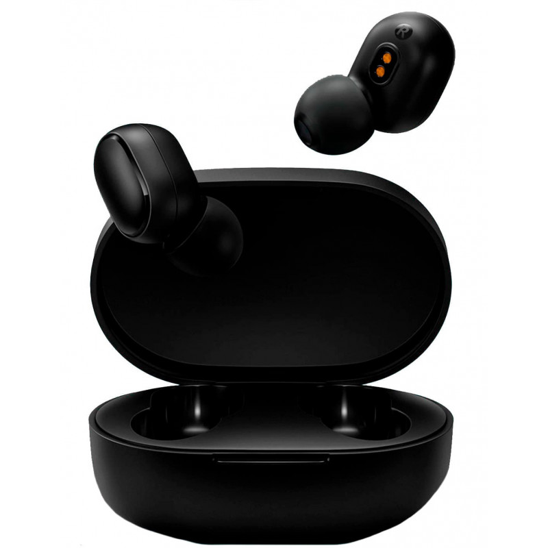 Bluetooth-гарнітура Xiaomi Redmi AirDots 2 Black (TWSEJ061LS) (BHR4196CN / BHR4272GL)