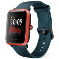Смарт-часы с GPS Amazfit Bip S Red Orange (A1821RO)