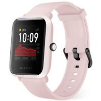 Смарт-часы с GPS Amazfit Bip S Pink (A1821P)
