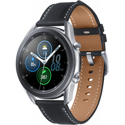 Samsung Galaxy Watch 3 45mm Silver (SM-R840NZSASEK)