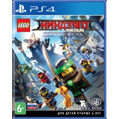 Игра Lego Ninjago Movie Video Game (русская версия)