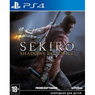 Игра Sekiro: Shadows Die Twice (русская версия)
