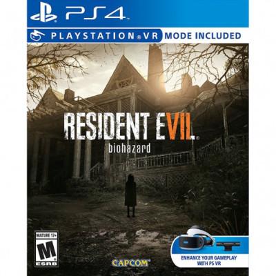 Игра Resident Evil 7: Biohazard (русская версия)