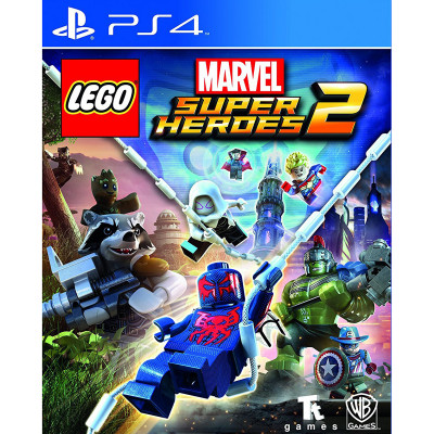 Игра Lego Marvel Super Heroes 2 (русская версия)