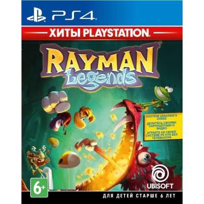 Игра Rayman Legends (русская версия)