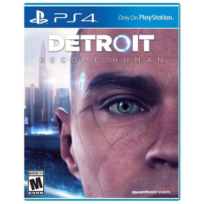 Игра Detroit: Become Human (русская версия)