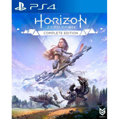 Игра Horizon Zero Dawn - Complete Edition (русская версия)