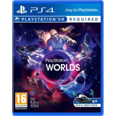 Игра VR Worlds (только для PlayStation VR) (русская версия)