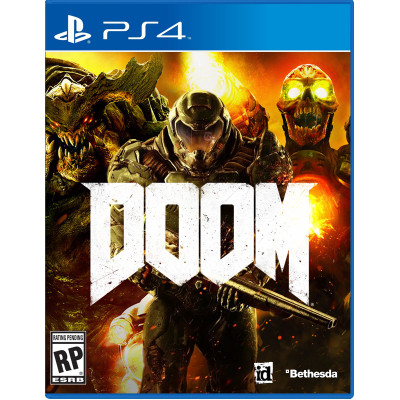 Игра Doom (русская версия)
