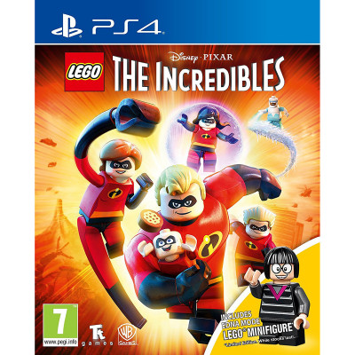 Игра Lego The Incredibles (русская версия)