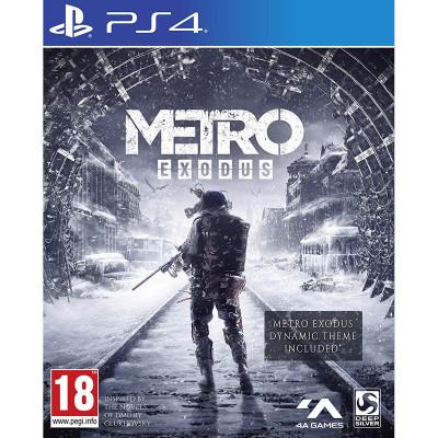 Игра Metro Exodus (русская версия)