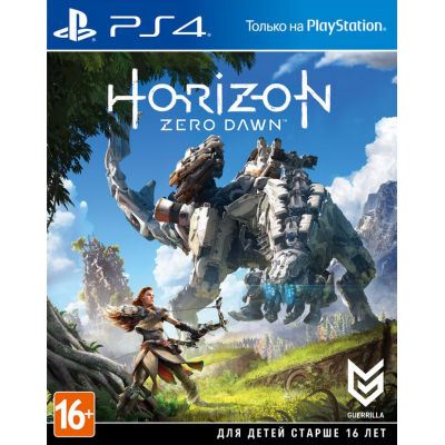 Игра Horizon Zero Dawn (русская версия)